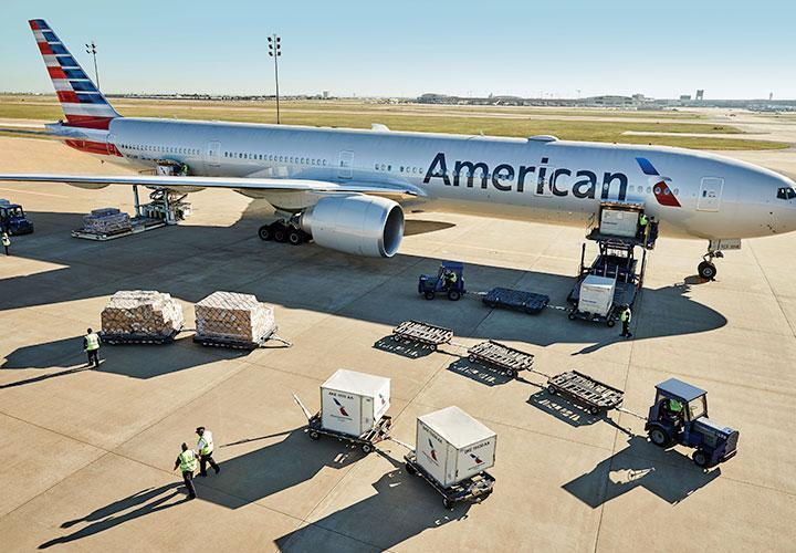 American Airlines completes the transition to truly digital Global Cargo Business and Operations with IBS Software's iCargo solution
