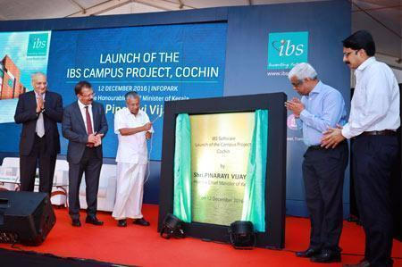 IBS Launches its State-of-the-art Cochin Office Campus